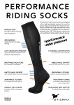 Performance Riding Socks